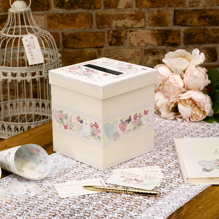 Image of Wedding Wishes Box
