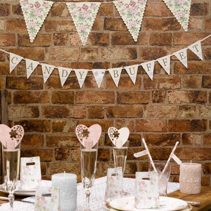 Image of Candy Buffet Bunting