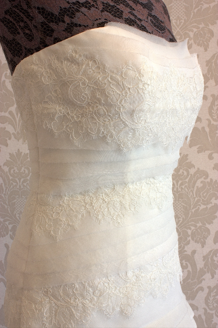 Image of Wedding Dress A