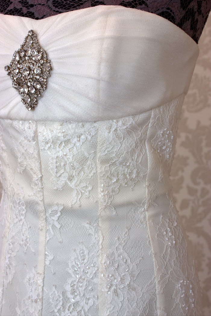 Image of Wedding Dress B