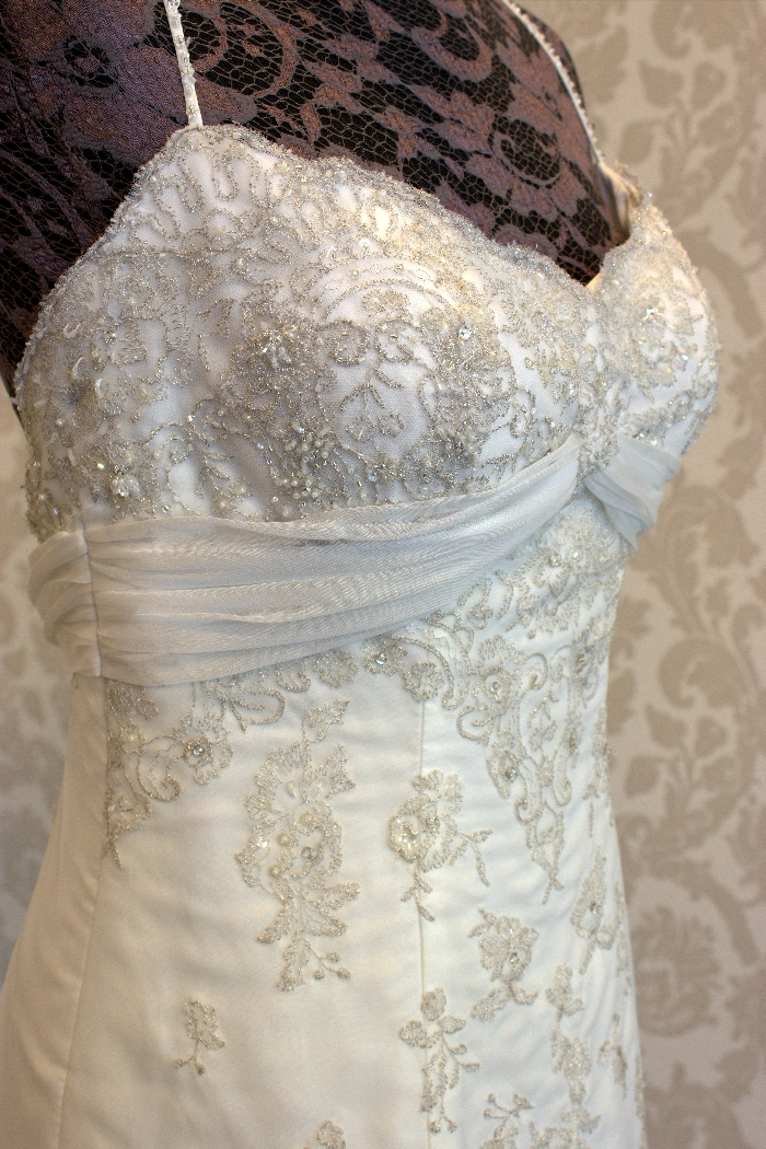 Image of Wedding Dress H