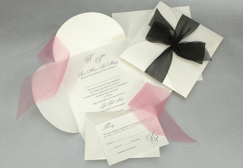 Alternate images for Enclosures Wedding Invitation