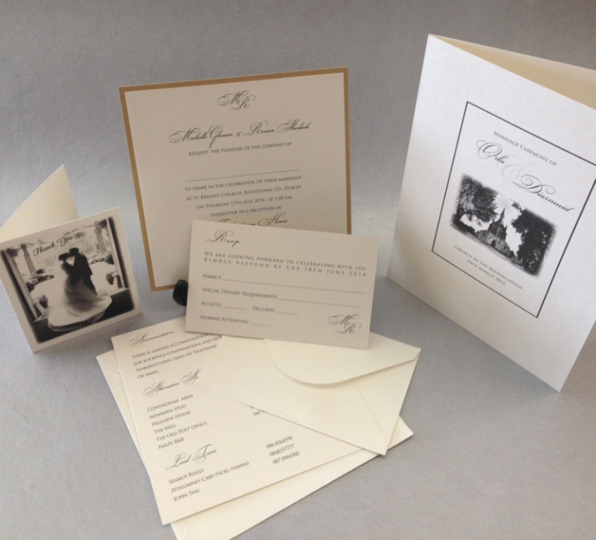 Image of Elegance Invitation
