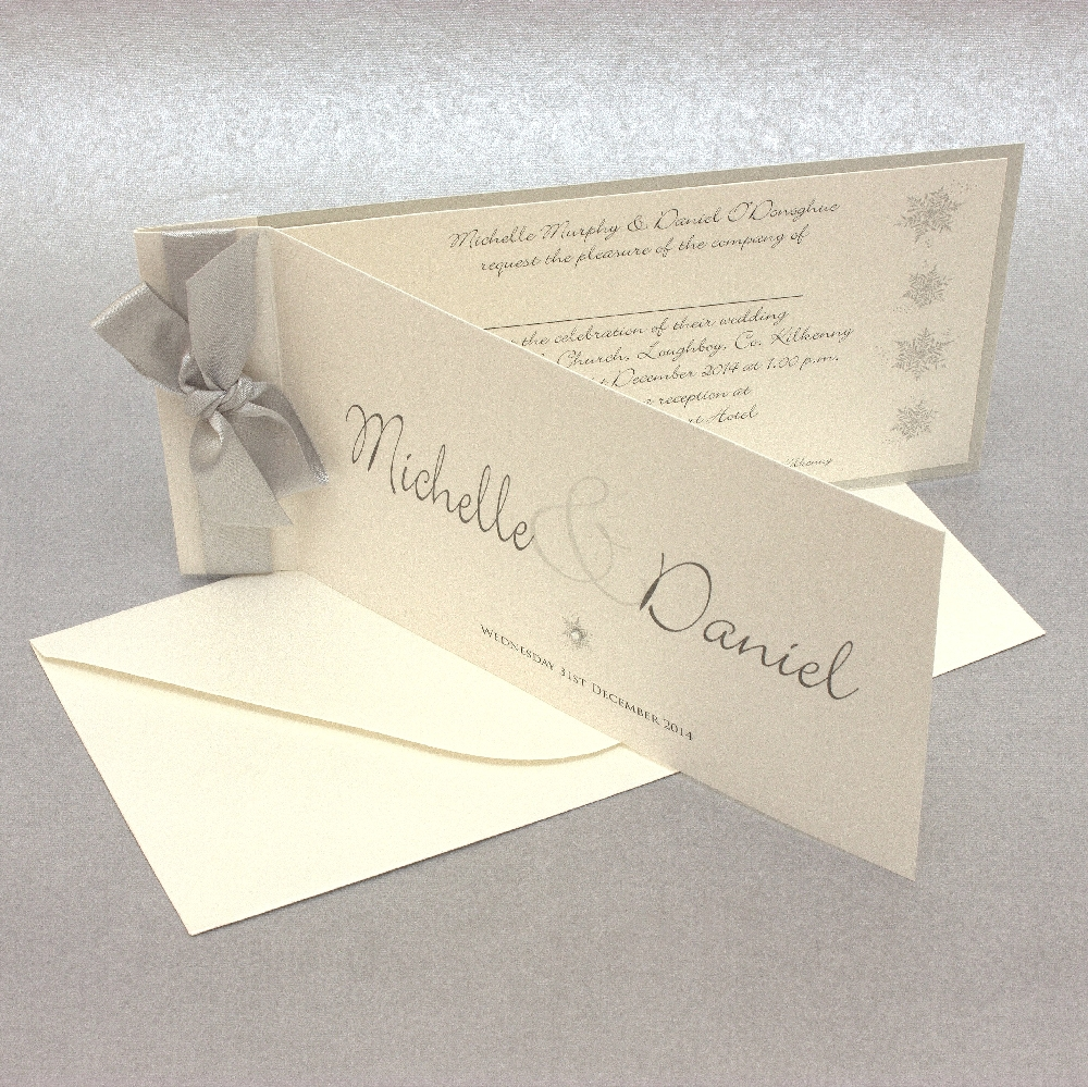 Image of Diy Wedding Invitations Wedding Invitation