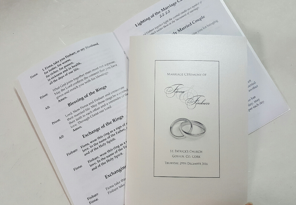 Image of Ceremony Book